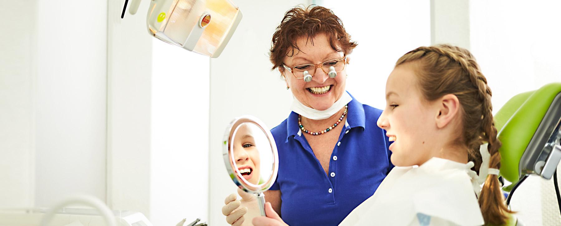 Zahnarzt Dr. Schraivogel - Behandlung 6