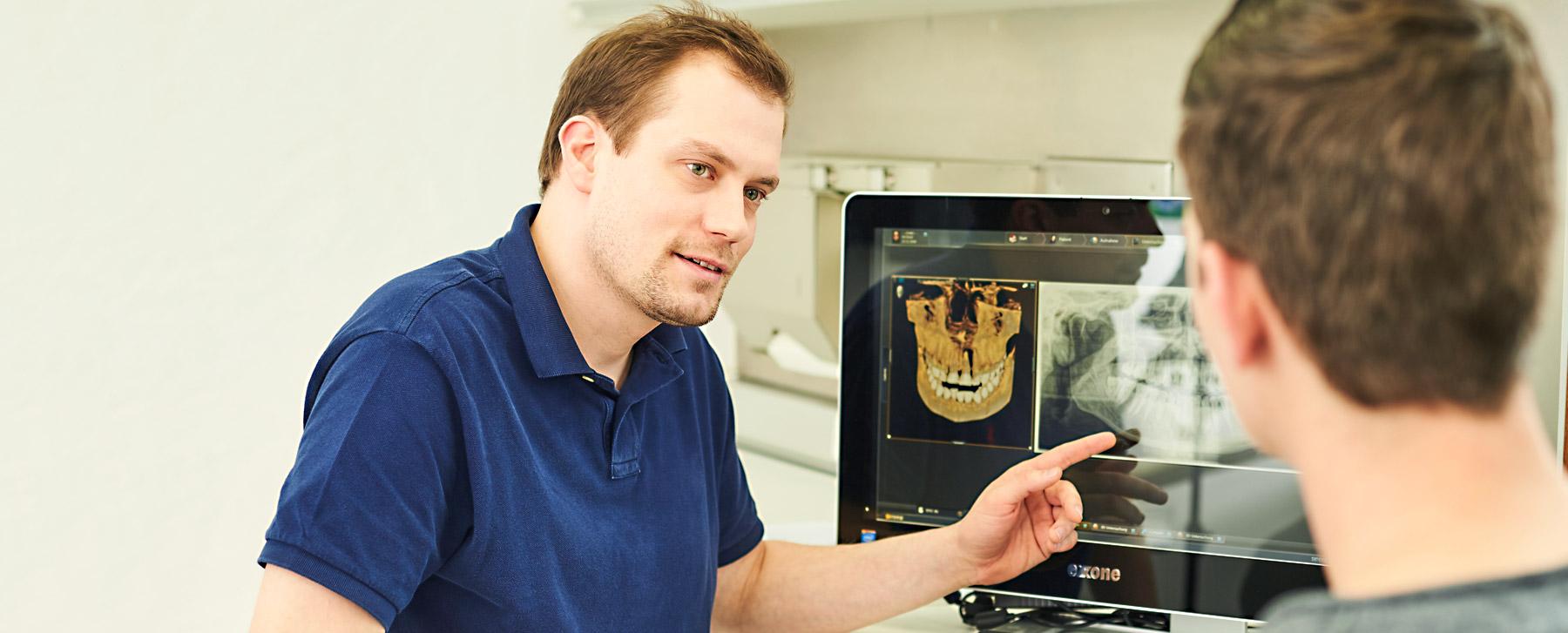 Zahnarzt Dr. Schraivogel - Behandlung 7