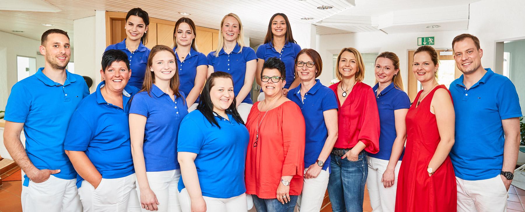 Zahnarzt Dr. Schraivogel - Team 1